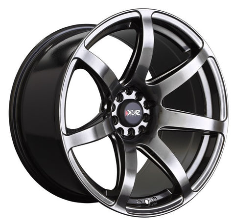 XXR Wheels 560 Chromium Black