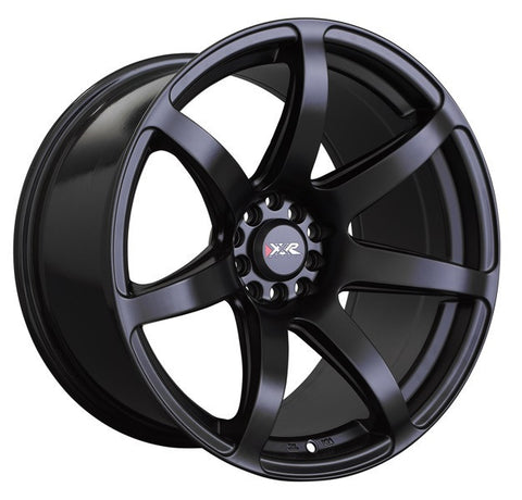 XXR Wheels 560 Flat Black