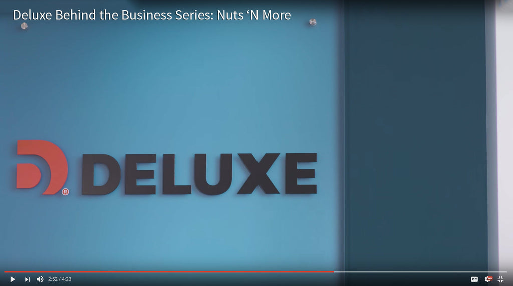 Nuts 'N More and Robert Herjavec team up with Deluxe Marketing