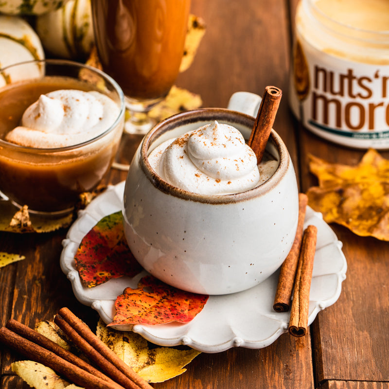 Pumpkin Cookie Butter Latte