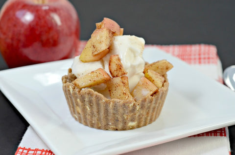 Nuts N More Apple Pie Ice Cream Cups