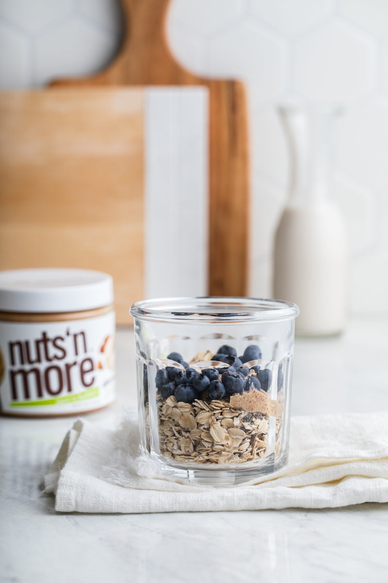 Almond Butter Overnight Oats Extra Image #2