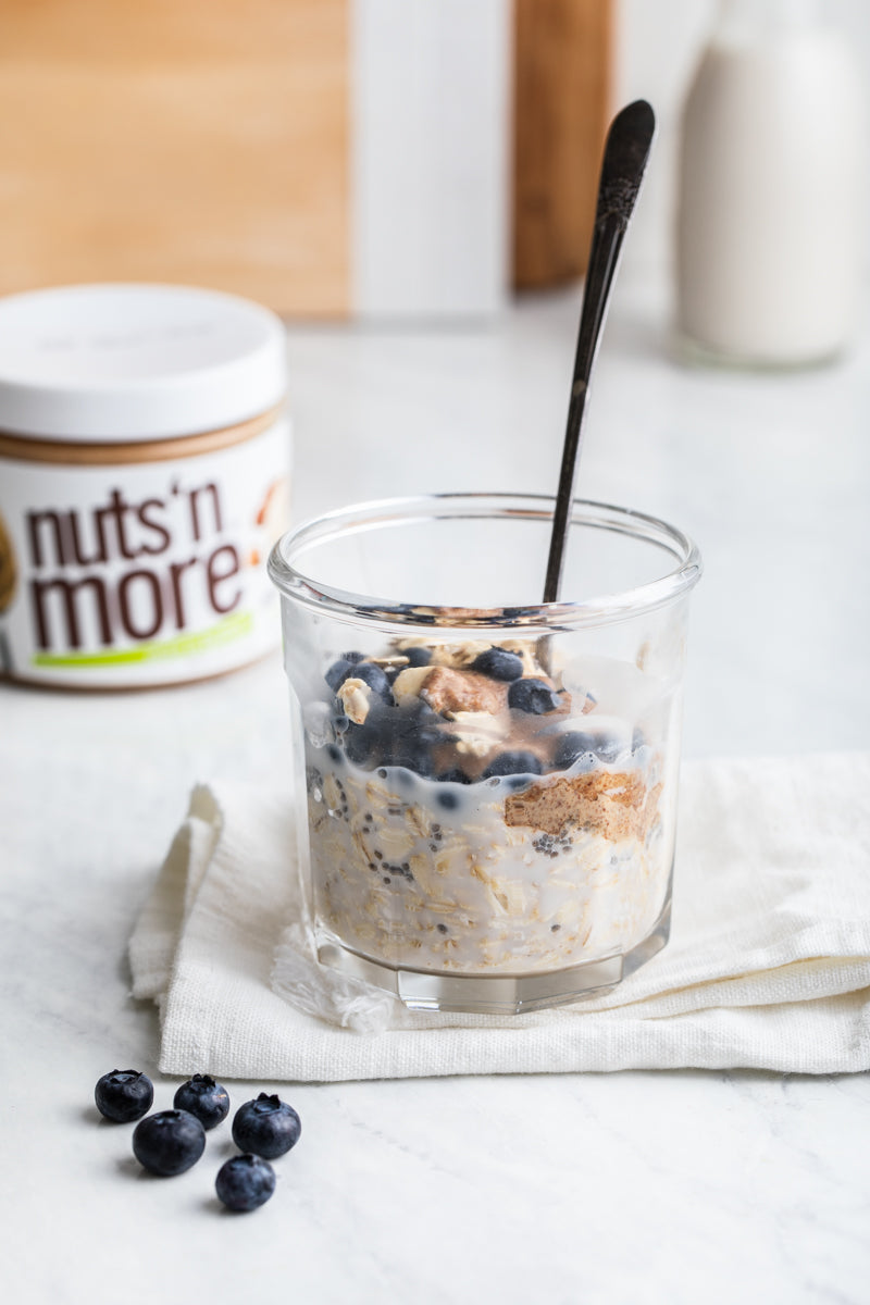 Almond Butter Overnight Oats Extra Image #4