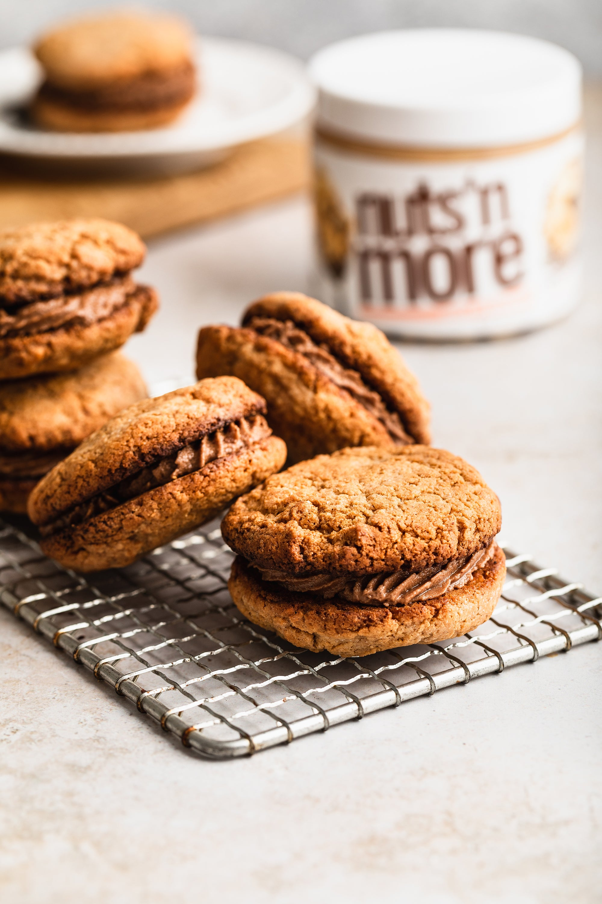Cookie Dough Whoopie Pies Extra Image #1