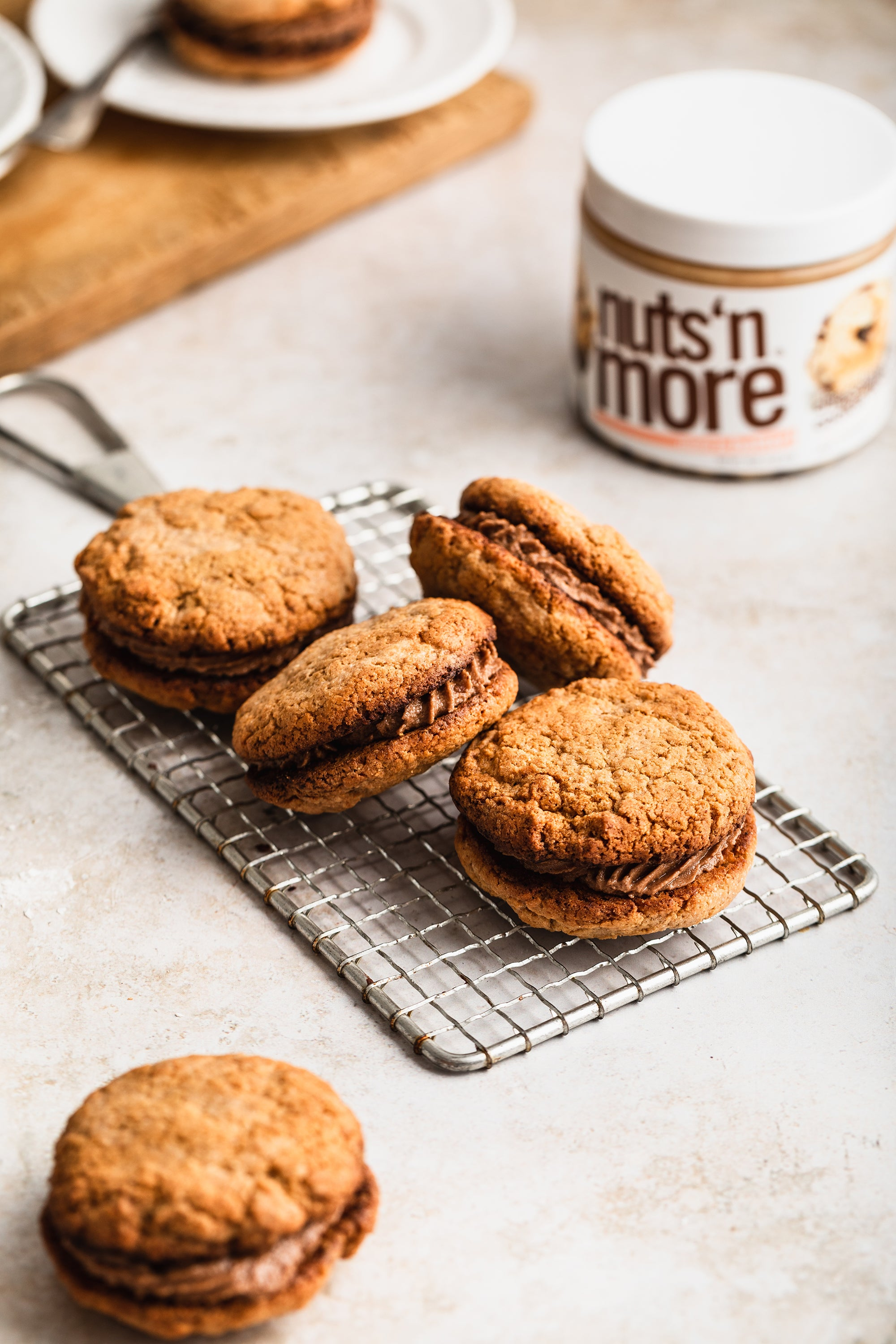 Cookie Dough Whoopie Pies Extra Image #2