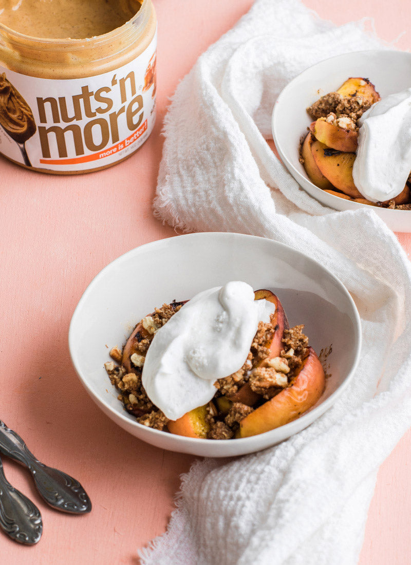 Grilled Peach Crumble Extra Image #5