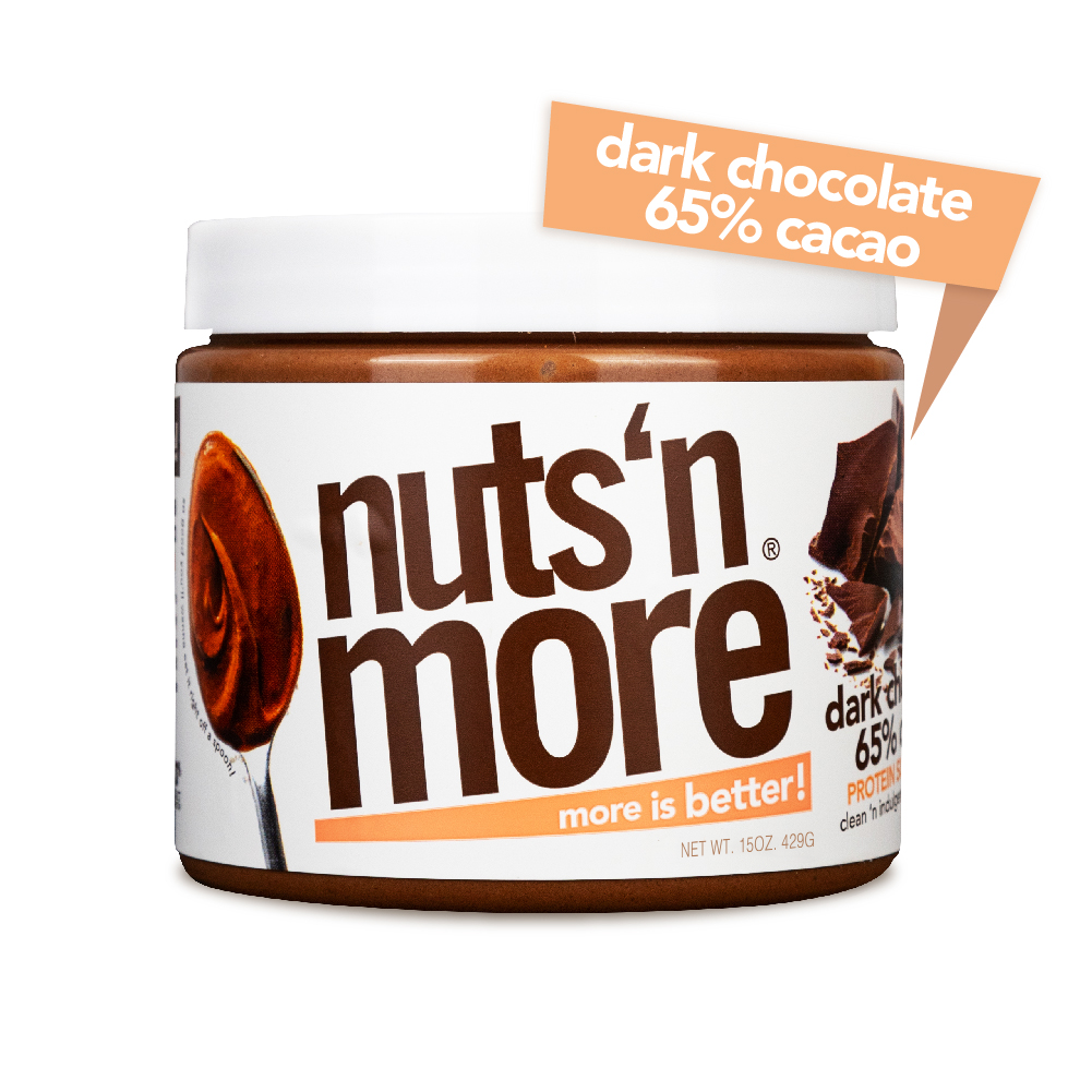 Dark Chocolate 65% Cacao High Protein Spread