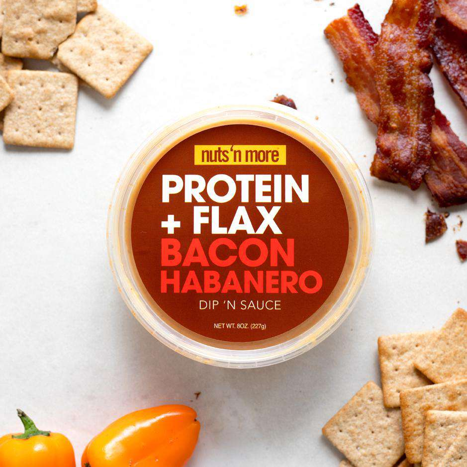 Nuts N More High Protein Foods Almond Peanut Butter Spreads Del Monte Sweet Chilli Sauce 340 Ml Bacon Habanero Dip
