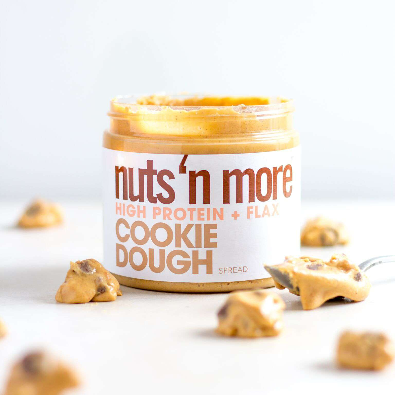 Nuts 'N More | High Protein Foods | Almond & Peanut Butter Spreads
