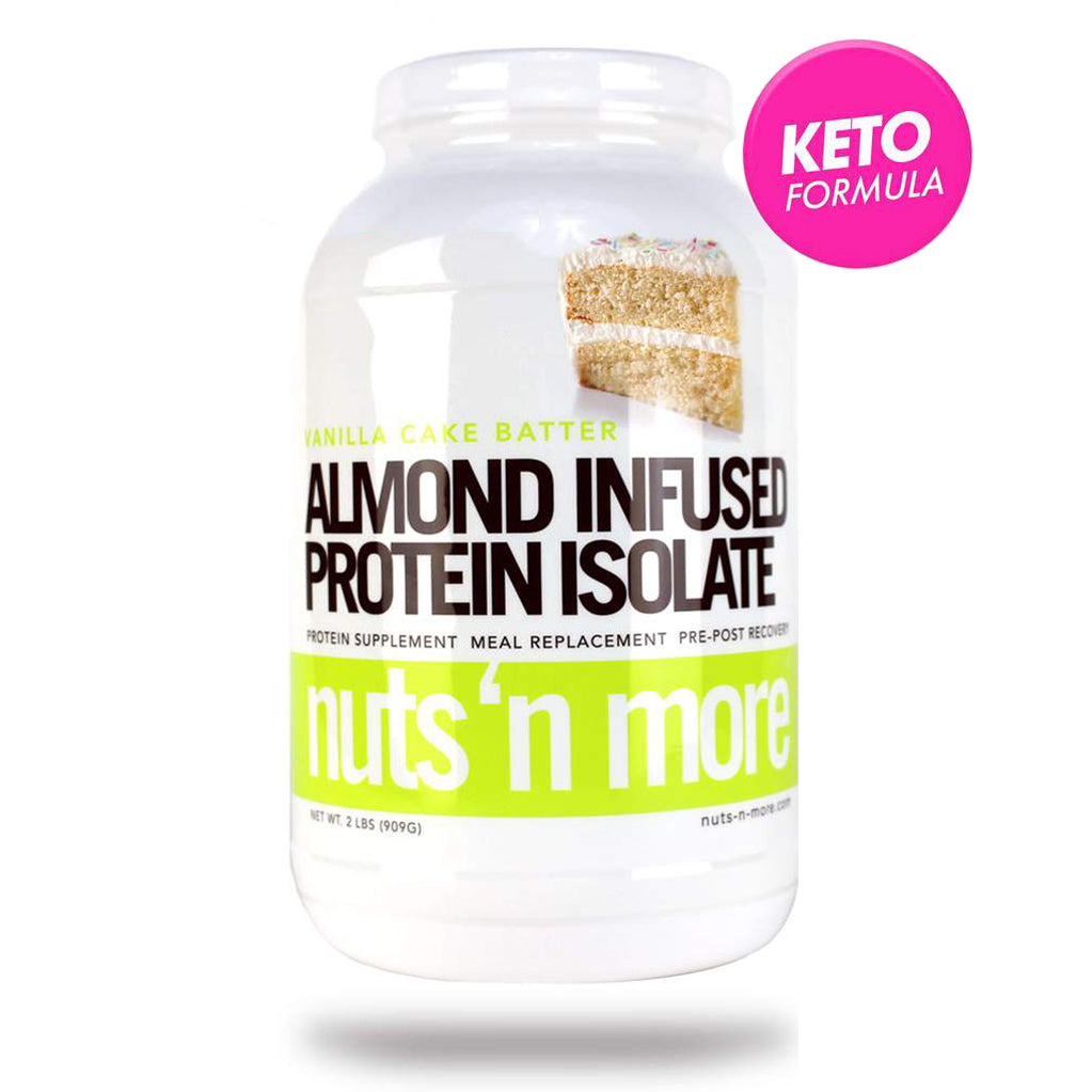 Nuts 'N More | High Protein Foods | Almond & Peanut Butter