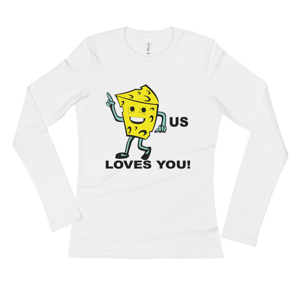 Cheesus Loves You!