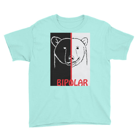 Bi PolarBear - Kids Shirt
