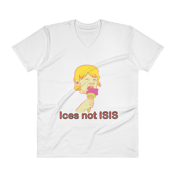Ices not ISIS