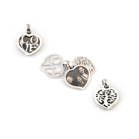Tree of Life/Love Locket Pendant