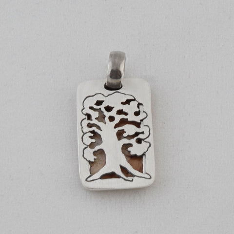 Tree of Life Locket Pendant