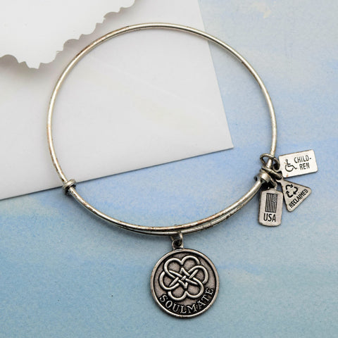 Bracelet with Soulmate Charm