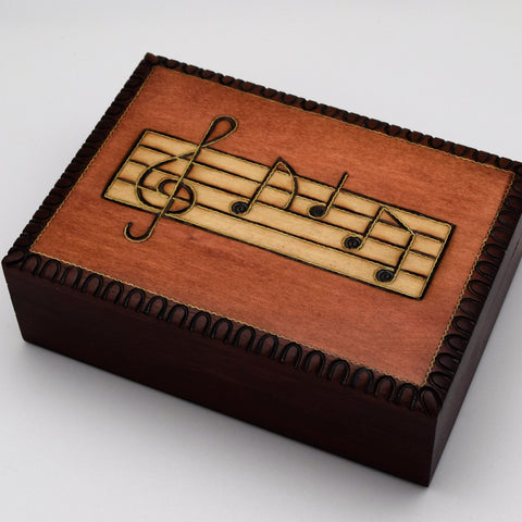 Wooden Box - Music