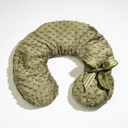 Eucalyptus Green Cuddle Neck Pillow