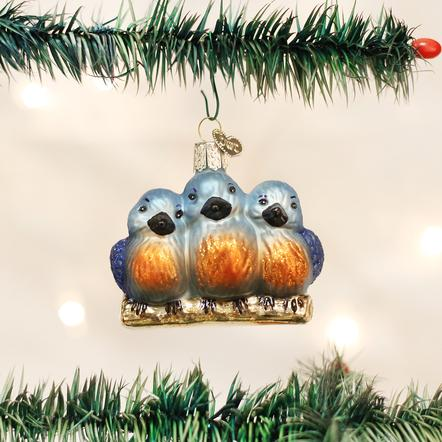 Old World Christmas Feathered Friends