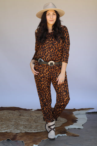 2001 Dark Cheetah JUMPSUIT (7@$19.50)