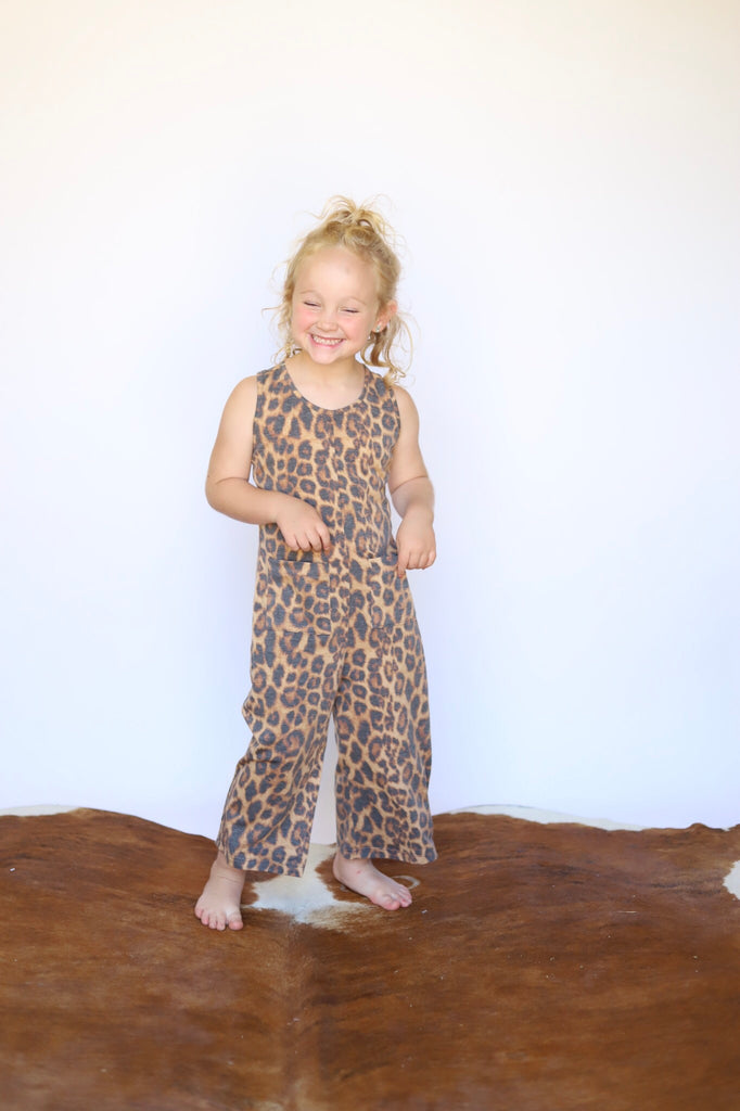 66912 Cheetah Toddler Romper (6@$14.75)
