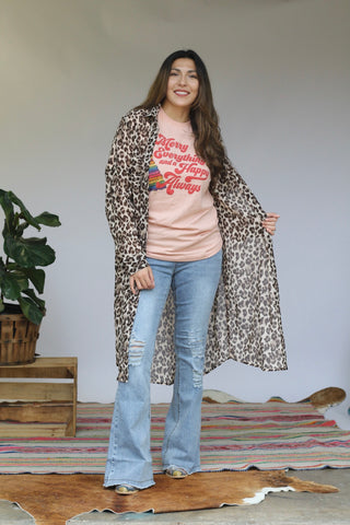 6177 Cheetah Shirt Dress (4@$16.75)