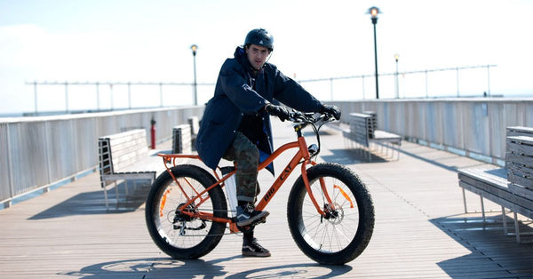 7 False Electric Bike Myths