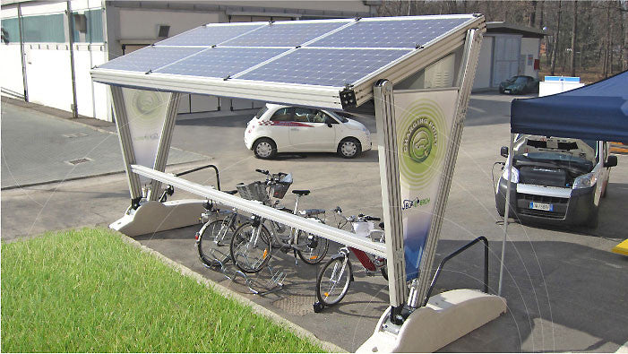 Solar-Powered E-Bikes – Here Comes The Sun