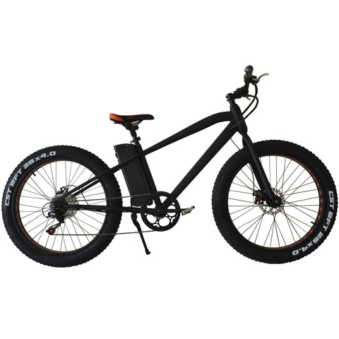 "Nakto 2018 Cruiser 300w 26"" Fat Tire Electric Bike"
