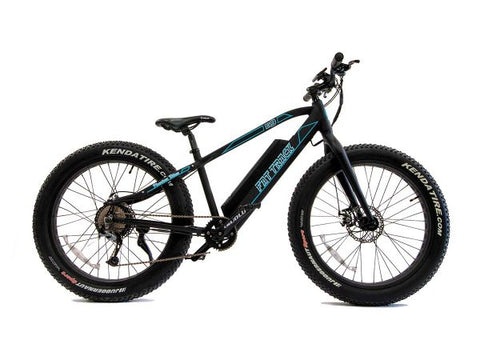 Phantom Bikes Fat Track E9 Electric Bike- 500W Fat Tire Off Road E-Bike