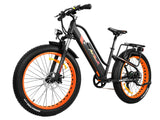 Addmotor 2018 MOTAN M-450 Women Fat Tire Electric Bike