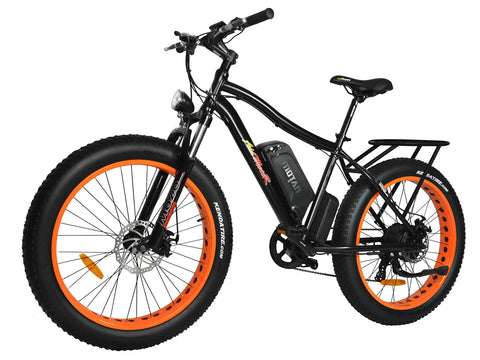 Addmotor 2018 MOTAN M-550 P7 Fat Tire Electric Bike