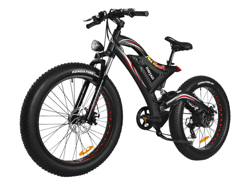 Addmotor 2018 MOTAN M-850 P7 Fat Tire Electric Bike