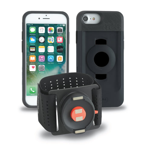 Tigra Sport FitClic Neo iPhone 6/6s/7/8 (Fitness & Outdoors) Armband Strap Kits