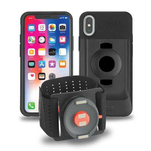 Tigra Sport FitClic Neo iPhone X/XS/XS Max (Fitness & Outdoors) Armband Strap Kits