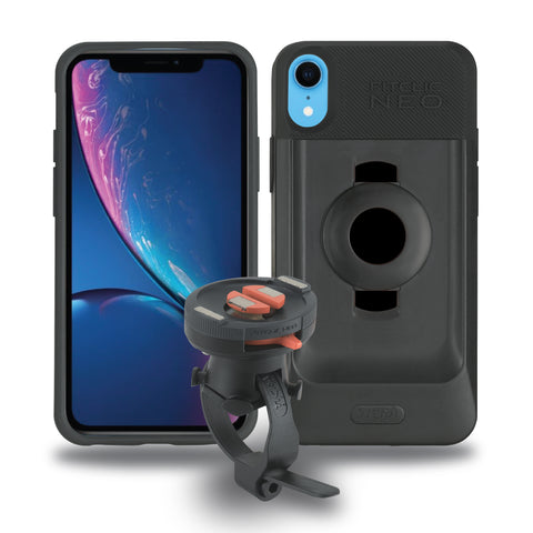 Tigra Sport FitClic Neo iPhone XR (Handle Bar) Bike Case Kits