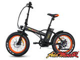 Addmotor MOTAN M-150 500W 48V Fat Tire Folding Electric Bike