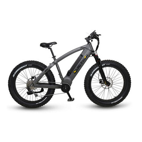 QuietKat Apex 1000w Fat Tire Hunting Electric Bike