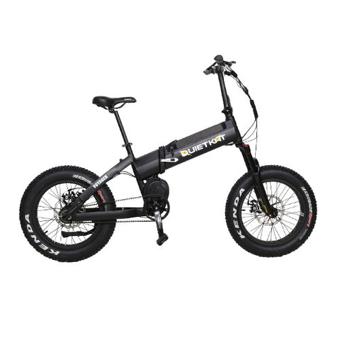 Wheel Electric Hunting Bike Quiet Hunting Rambo R750 G3 Electric