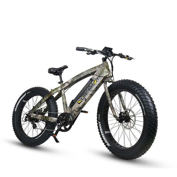 QuietKat FatKat Rover 750 Fat Tire Hunting Electric Bike