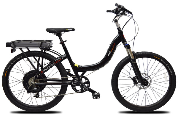 ProdecoTech Stride 500 Full-Size Step-Through Electric Bike