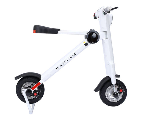 Phantom Bikes Bantam- Compact 500W 48V Folding Electric Bike