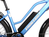 X-Treme Catalina 48 Volt Electric Step-Through Beach Cruiser