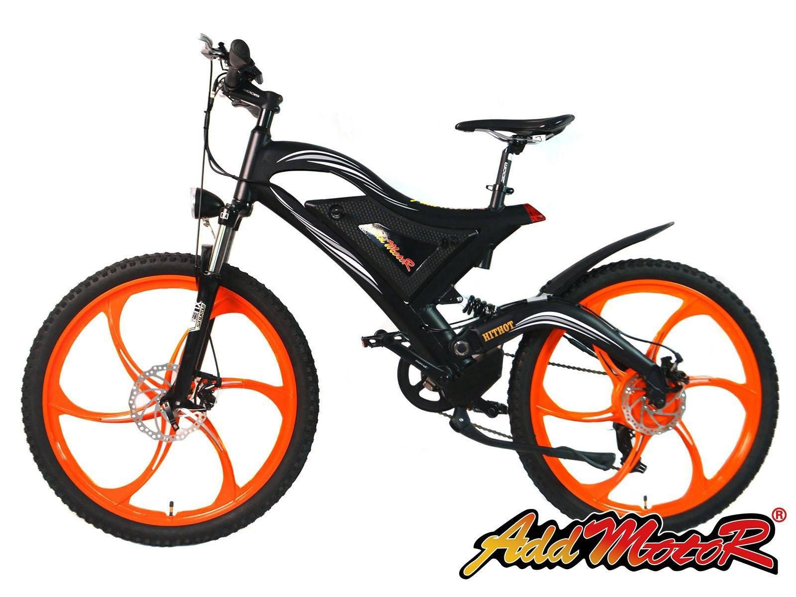 Shop For Mountain Electric Bikes At Zappy Wheels Electric Bikes