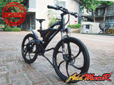 Electric Bike - Addmotor 2017 HITHOT H2 500W 48V Mountain Electric Bike (MAG Wheels)