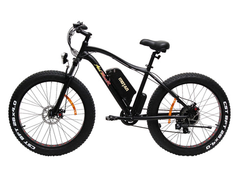 Electric Bike - Addmotor 2017 MOTAN M-550 500W 48V Fat Tire Electric Bike