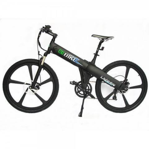 "Electric Bike - E-Go Bike Flash 26"" 500W MAG Electric Bike"