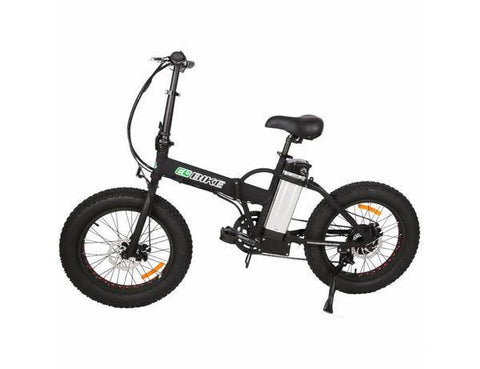 Electric Bike - E-Go Bike Folding Fat Tire Electric Bike