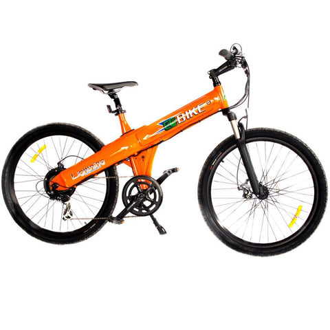 "Electric Bike - E-Go Flash 26"" 500W Electric Mountain Bike"