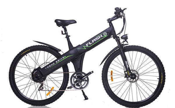 "Electric Bike - E-Go Flash 28"" 48V Electric Mountain Bike"